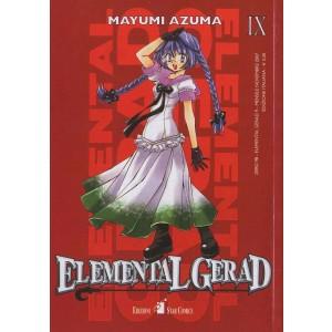 Elemental Gerad - N° 9 - Elemental Gerad (M18) - Zero Star Comics