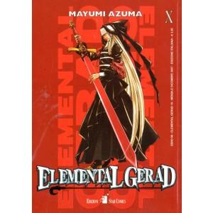 Elemental Gerad - N° 10 - Elemental Gerad (M18) - Zero Star Comics