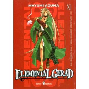 Elemental Gerad - N° 11 - Elemental Gerad (M18) - Zero Star Comics