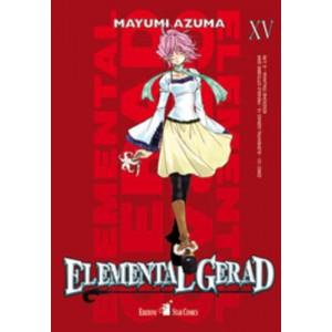 Elemental Gerad - N° 15 - Elemental Gerad (M18) - Zero Star Comics
