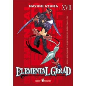 Elemental Gerad - N° 17 - Elemental Gerad (M18) - Zero Star Comics