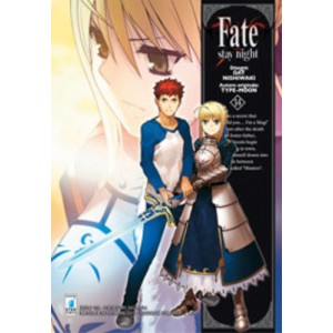 Fate Stay Night - N° 14 - Fate Stay Night - Zero Star Comics