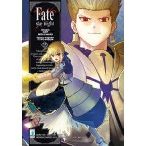 Fate Stay Night - N° 15 - Fate Stay Night - Zero Star Comics