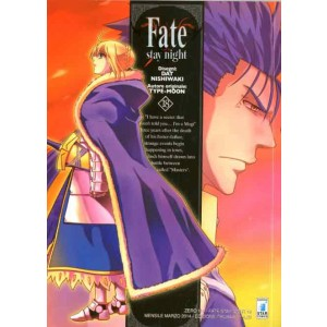 Fate Stay Night - N° 18 - Fate Stay Night - Zero Star Comics