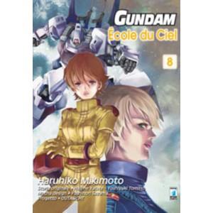Gundam Ecole Du Ciel - N° 8 - Gundam Ecole Du Ciel - Gundam Universe Star Comics