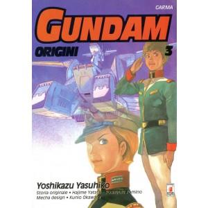 Gundam Origini - N° 3 - Le Origini 3 - Gundam Universe Star Comics