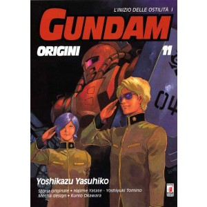 Gundam Origini - N° 11 - Gundam Origini - Gundam Universe Star Comics