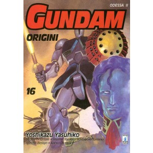 Gundam Origini - N° 16 - Gundam Origini - Gundam Universe Star Comics