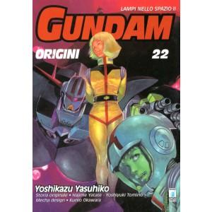 Gundam Origini - N° 22 - Gundam Origini - Gundam Universe Star Comics