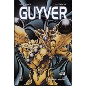 Guyver - N° 28 - Guyver 28 - Storie Di Kappa Star Comics