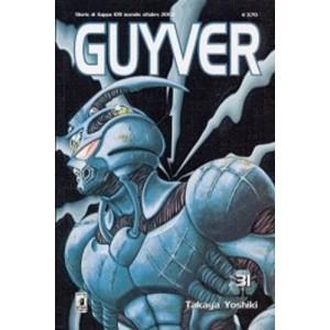Guyver - N° 31 - Guyver 31 - Storie Di Kappa Star Comics