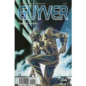 Guyver - N° 34 - Guyver 34 - Storie Di Kappa Star Comics