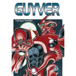 Guyver - N° 37 - Guyver 37 - Storie Di Kappa Star Comics