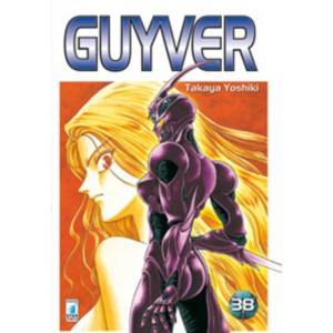 Guyver - N° 38 - Guyver 38 - Storie Di Kappa Star Comics