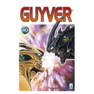 Guyver - N° 40 - Guyver 40 - Storie Di Kappa Star Comics