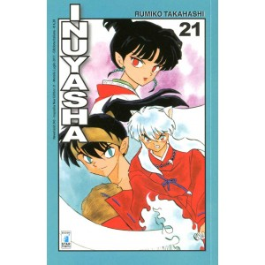 Inuyasha - N° 21 - Inuyasha (M56) - Neverland Star Comics