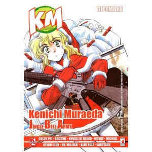 Kappa Magazine - N° 161 - Jingle Bell Army - Star Comics