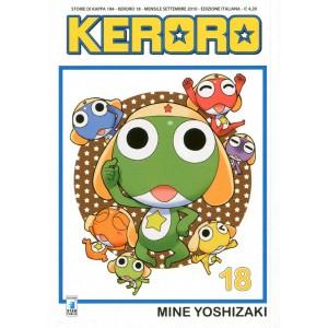 Keroro - N° 18 - Keroro 18 - Storie Di Kappa Star Comics