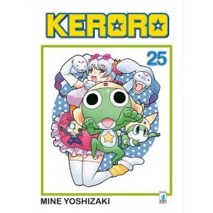 Keroro - N° 25 - Keroro 25 - Storie Di Kappa Star Comics
