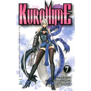 Kurohime Magical Gunslinger - N° 7 - Kurohime 7 - Action Star Comics