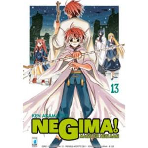 Negima! - N° 13 - Negima! (M38) - Zero Star Comics