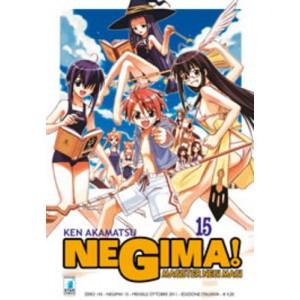 Negima! - N° 15 - Negima! (M38) - Zero Star Comics