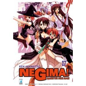 Negima! - N° 17 - Negima! (M38) - Zero Star Comics
