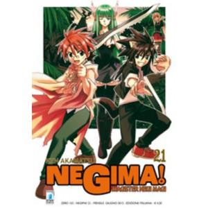 Negima! - N° 21 - Negima! (M38) - Zero Star Comics