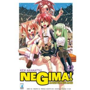 Negima! - N° 22 - Negima! (M38) - Zero Star Comics