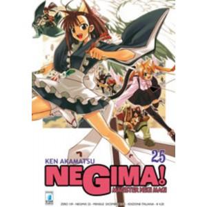 Negima! - N° 25 - Negima! (M38) - Zero Star Comics