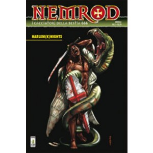 Nemrod - N° 2 - Harlem (K)Nights - Star Comics
