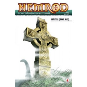 Nemrod - N° 4 - Mostri (Save Me) - Star Comics