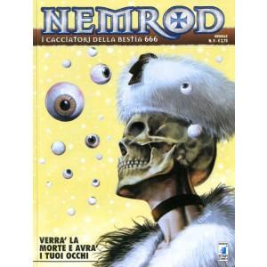 Nemrod - N° 9 - Verra La Morte E Avra I Tuoi Occhi - Star Comics