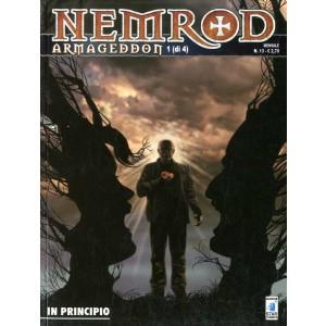 Nemrod - N° 13 - In Principio...(Ii Miniserie Di 4) - Star Comics