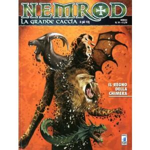 Nemrod - N° 19 - Il Regno Della Chimera - Star Comics