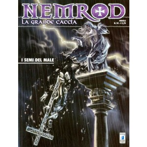 Nemrod - N° 24 - I Semi Del Male - Star Comics
