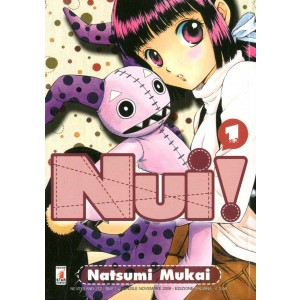 Nui! - N° 1 - Nui! (M3) - Neverland Star Comics