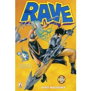 Rave - N° 16 - Rave 16 - Rave Groove Adventure Star Comics