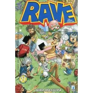 Rave - N° 27 - Rave 27 - Rave Groove Adventure Star Comics