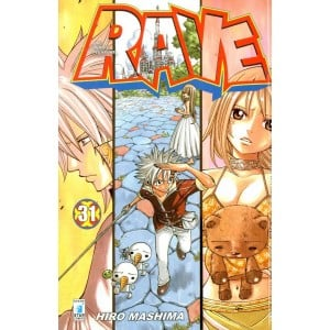 Rave - N° 31 - Rave 31 - Rave Groove Adventure Star Comics
