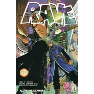 Rave - N° 33 - Rave 33 - Rave Groove Adventure Star Comics