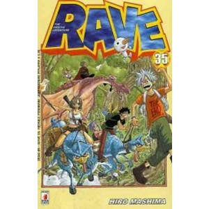 Rave - N° 35 - Rave 35 - Rave Groove Adventure Star Comics