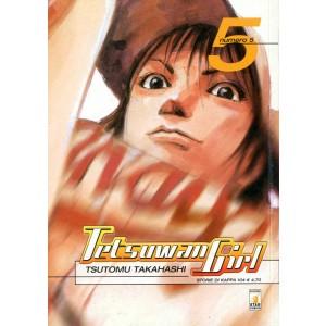 Tetsuwan Girl - N° 5 - Tetsuwan Girl 5 - Storie Di Kappa Star Comics