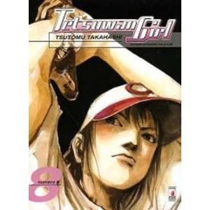 Tetsuwan Girl - N° 8 - Tetsuwan Girl 8 - Storie Di Kappa Star Comics