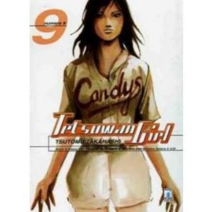 Tetsuwan Girl - N° 9 - Tetsuwan Girl 9 - Storie Di Kappa Star Comics