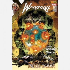 Wolverine Wolverine N° 29/355