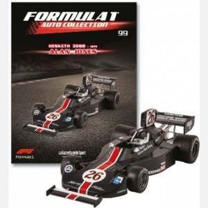 Formula 1 Auto Collection Hesketh 308B -1975