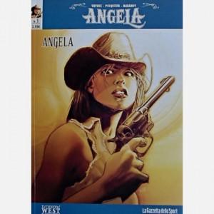 Gli albi del West - Redroad Angela