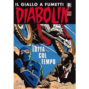 Diabolik Ristampa - N° 605 - Lotta Col Tempo - Astorina Srl