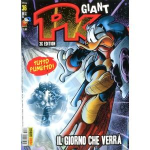 Pk Giant - N° 36 - Il Giorno Che Verra' - Panini Disney